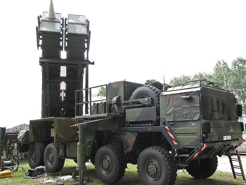 آشنایی با سامانه پدافندی MIM-104 Patriot !