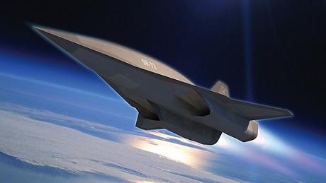 SR-72 هواپیمای جاسوسی مافوق صوت جدید لاکهید مارتین !