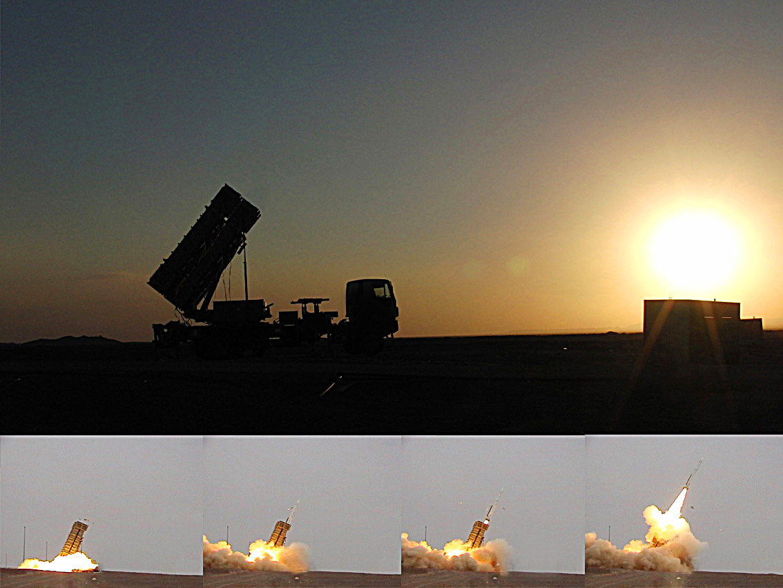 تصاویر/ افتتاح خط تولید موشك صیاد 2 !