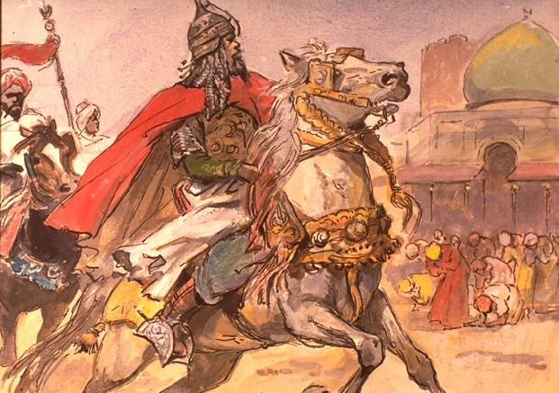 قسمت سوم/جنگ های صلیبی ؛اولین حکومت صلیبیون در خاک آسیا !