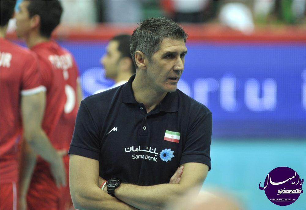 نبرد برای عنوان پنجمی مسابقات جهانی والیبال/  ایران vs روسیه، شنبه ساعت 16:10