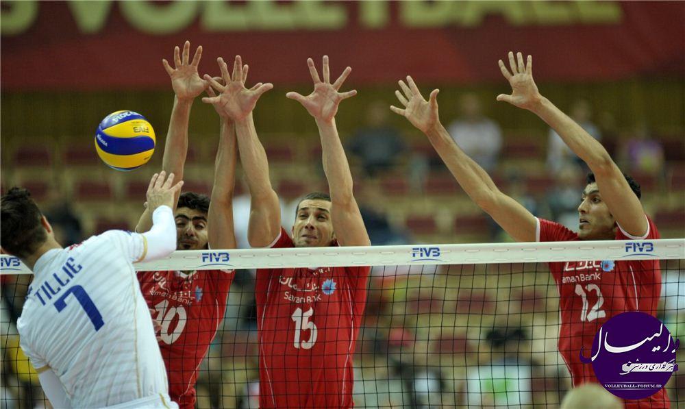آمار عملکرد گروهی شش تیم برتر منتشر شد/ایران، صاحب بهترین دفاع تیمی والیبال جهان