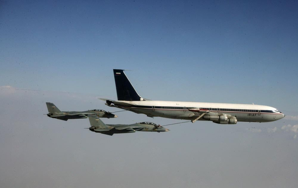 سری دوم /چند تا عکس زیبا از نیروی هوایی ارتش جمهوری اسلامی ایران !