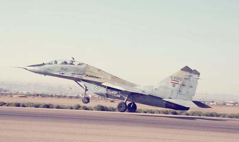 سری سوم /چند تا عکس زیبا از نیروی هوایی ارتش جمهوری اسلامی ایران !