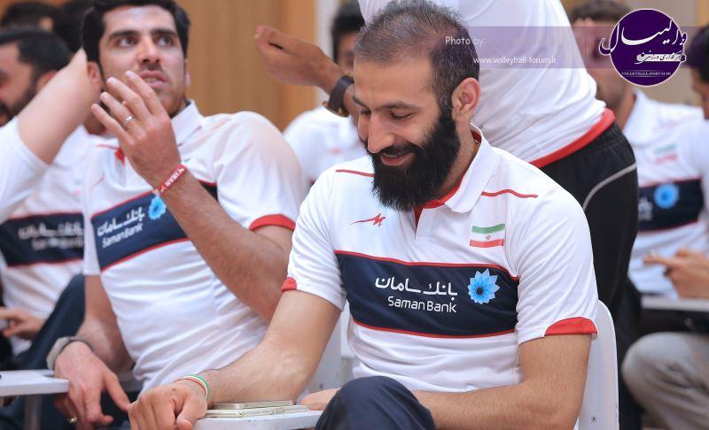 19 بازیکن تیم ملی ب برای رقابت های آسیا مرکزی مشخص شدند