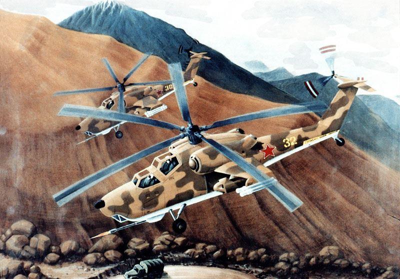 معرفی کامل بالگرد تهاجمی میل 28 / شکارچی تمام عیار نیروی زرهی