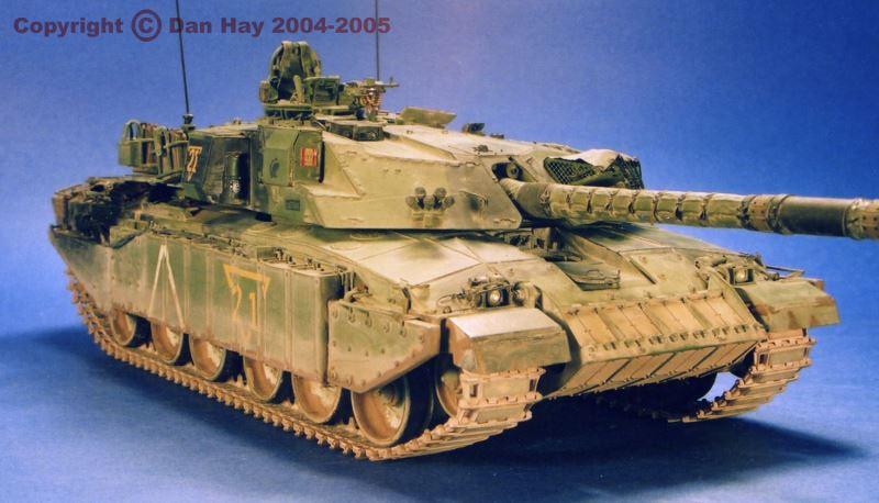 آشنایی با تانک چلنجر 1 (Challenger 1 ) ؛ تانک میدان نبرد بریتانیا