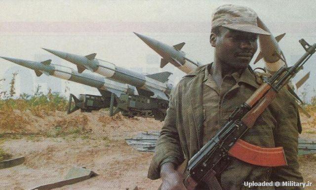 نبرد کیتو کواناواله / جنگ داخلی آنگولا و جنگ مرزی آفریقای جنوبی