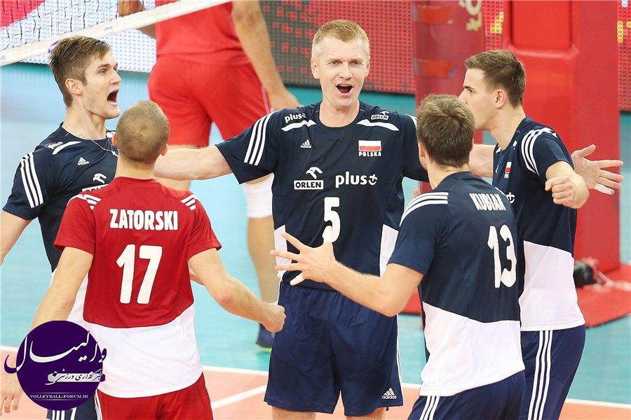 اختصاصی / گزارش کامل دیدار ایران vs لهستان/میزبان برنده ماراتن 5 گیمه شد !