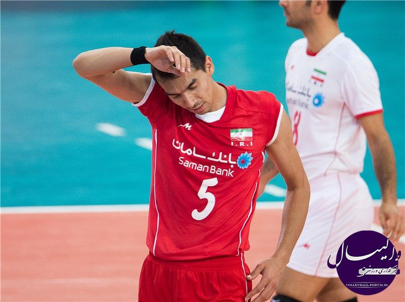 گزارش تصویری دیدار تیم ملی والیبال ایران و لهستان /قسمت دوم !