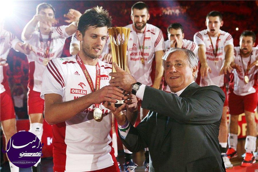 لهستان میزبان مرحله نهایی لیگ جهانی 2016