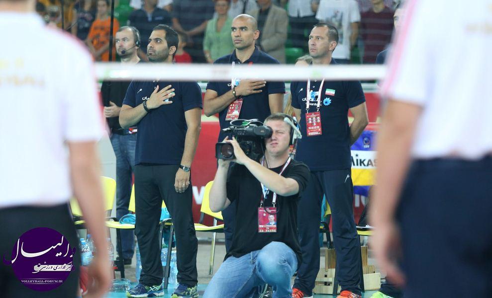 مربی تیم ملی والیبال: شرایط برای تاریخ سازی مهیاست