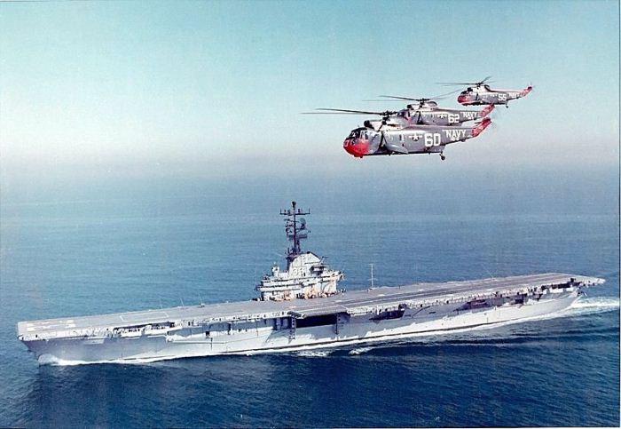 آشنایی با هلی کوپتر SH-3 Sea King /سلطان دریا !!