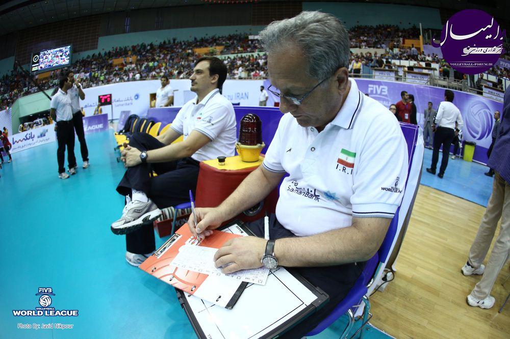 لیست 15 نفره تیم ملی برای رقابت های قهرمانان قاره ها مشخص شد !