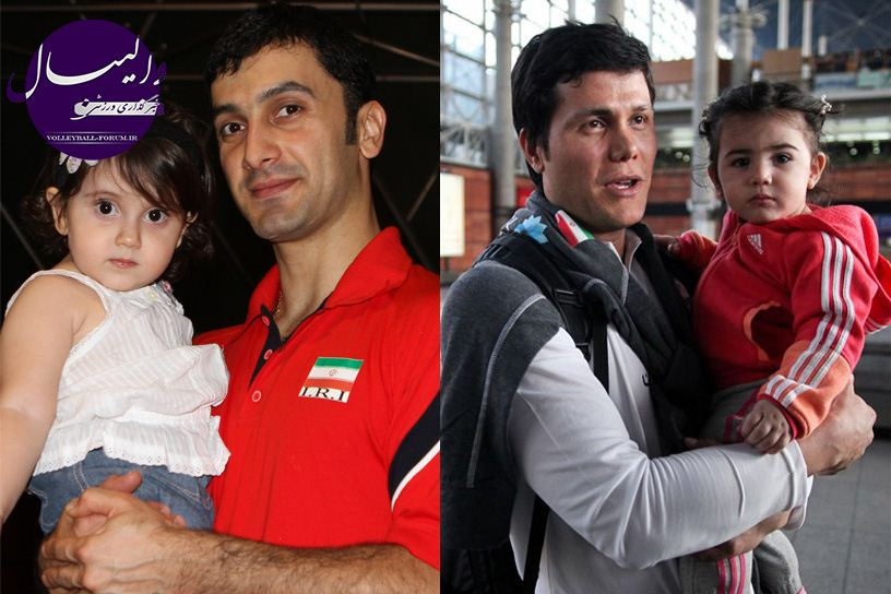 خانواده ملی پوشان، میهمان خانواده گلرنگ در بازیهای آسیایی 2014