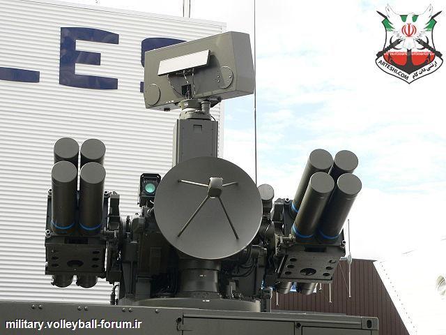 پدافند هوایی /معرفی کامل موشک زمین به هوا کروتال(Crotale) !