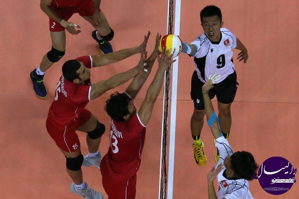 قسمت اول/گزارش تصویری دیدار تیم والیبال ایران vs هنگ کنگ !