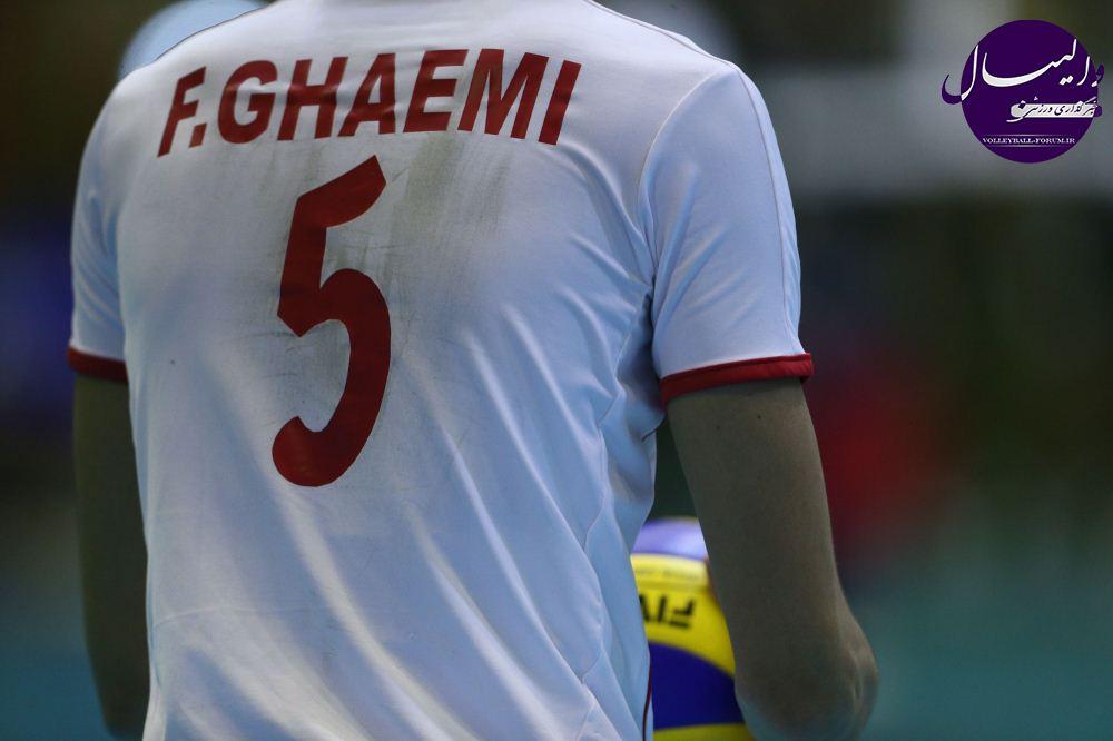 فرهاد قائمی :در ژاپن بهترین بازیهای خود را انجام میدهیم/گامهای بلندی برای والیبال ایران برداشتهایم !