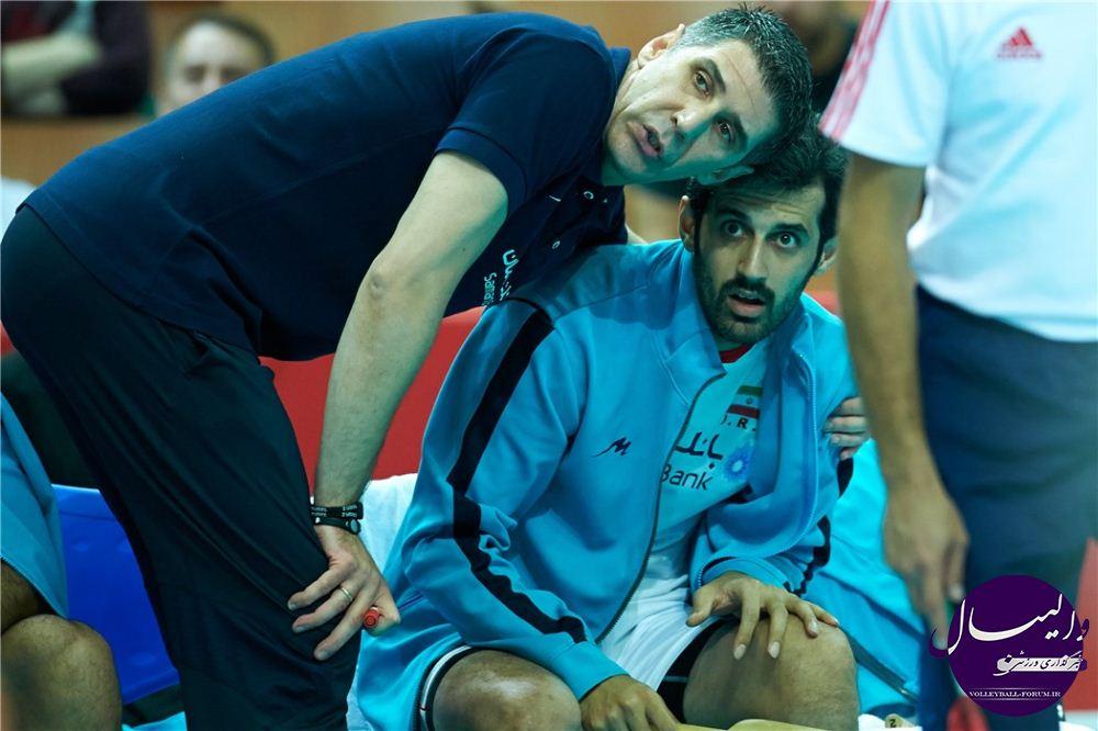پخش زنده والیبال ایران با چاشنی بازیهای آسیایی اینچئون !