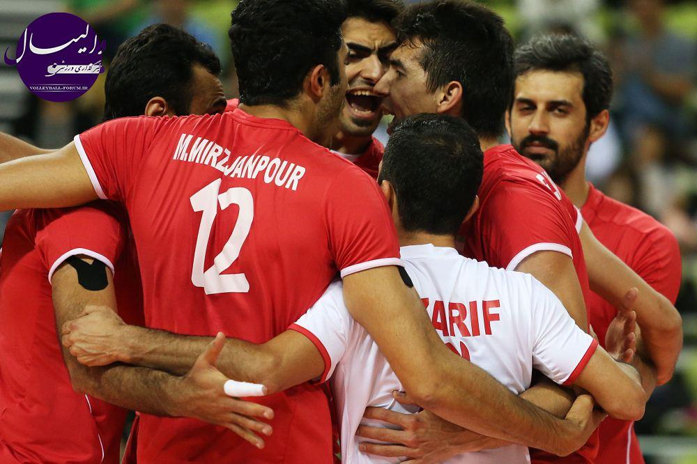 برتری شاگردان سابق برابر استاد/ امیر غفور امتیاز آورترین بازیکن این دیدار ایران - قطر !