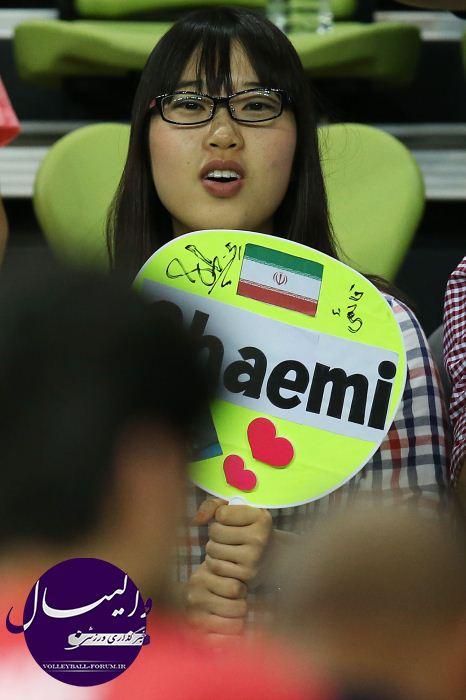 گزارش تصویری دیدار ایران vs قطر / قسمت دوم