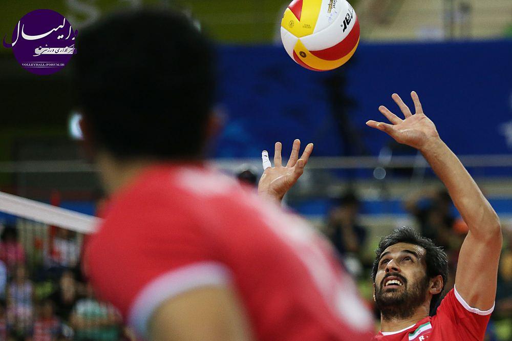 گزارش تصویری دیدار ایران vs قطر / قسمت اول