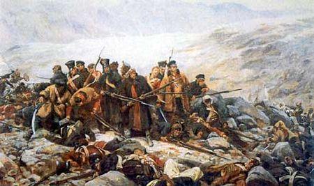 واقعه قتل عام ارتش الفینستون/عقب نشینی بریتانیا از کابل ، 1842