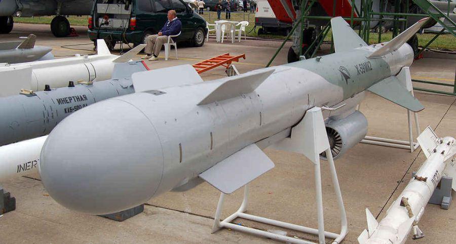 آشنایی با موشک هوا به سطح kh-59 ساخت شوروی سابق !