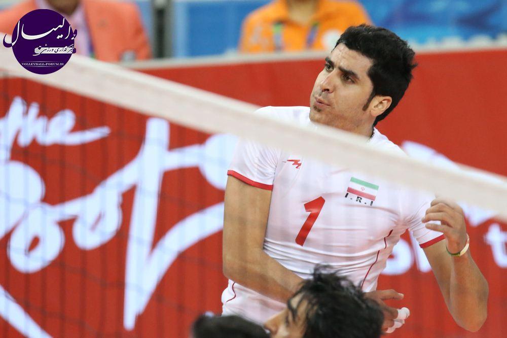 کویت هم حریف ایران نشد / ایران در جمع چهار تیم برتر آسیا !