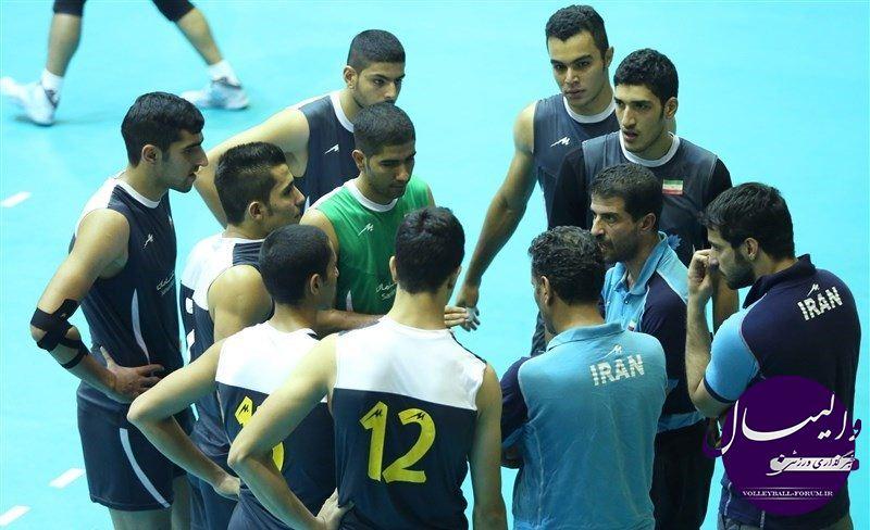 بدون ست باخته نوجوانان ایرانی فینالیست شدند !