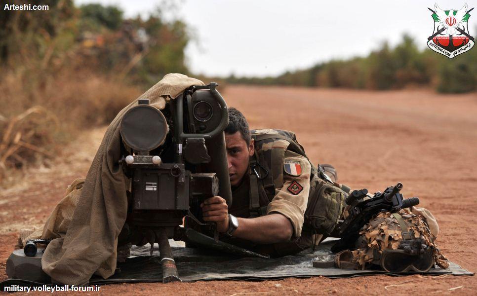 آشنایی با موشک ضد تانک فرانسوی میلان/ milan missle !