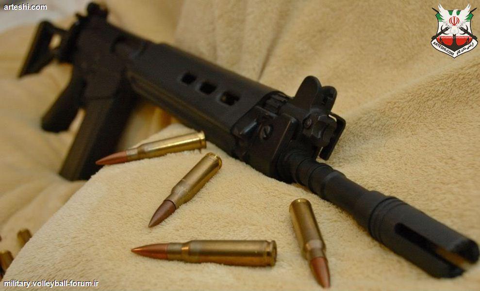 آشنایی با مسلسل فانن فال(FN FAL) سلاح انفرادی ارتش های ناتو در دوران جنگ سرد !