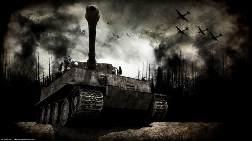 آشنایی با تانک های تایگر و کینگ تایگر ،سهمناکترین تانکهای آلمان نازی !