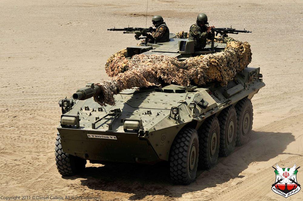نگاهی به خودروهای FSV در نیروی زمینی ارتش های امروزی !