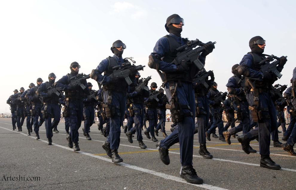آشنایی مختصر با نیروهای ویژه عربستان سعودی !