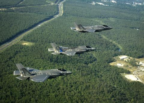 دلیل عدم شرکت جنگنده F-35 در نمایشگاه هوایی فارن بورو چه بود ؟