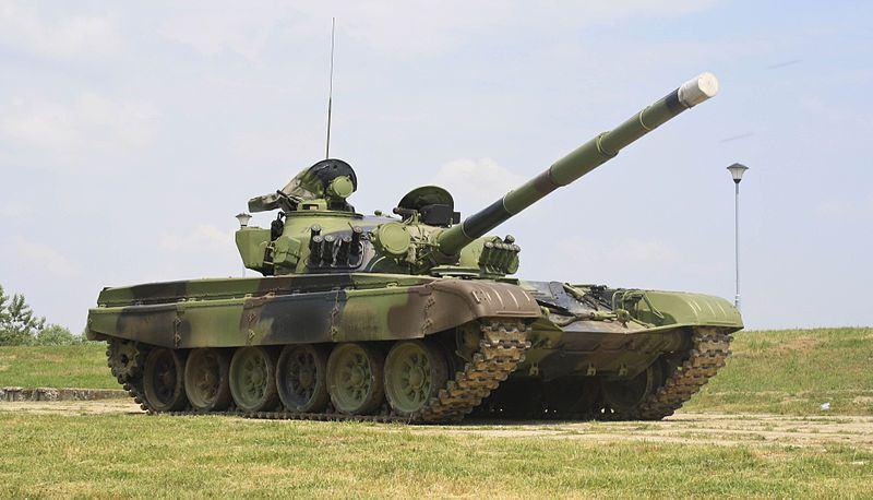 آشنایی کامل با تانک M-84 ساخت یوگسلاوی سابق !