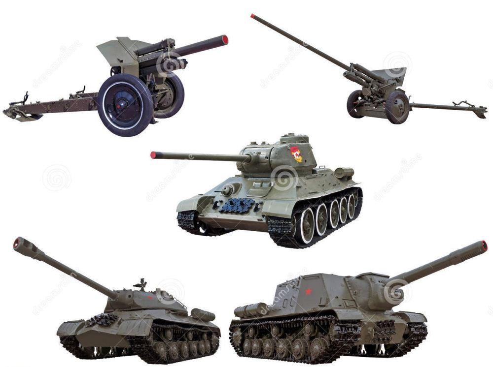 آشنایی با قدرت زرهی ارتش شوروی در جنگ جهانی دوم !