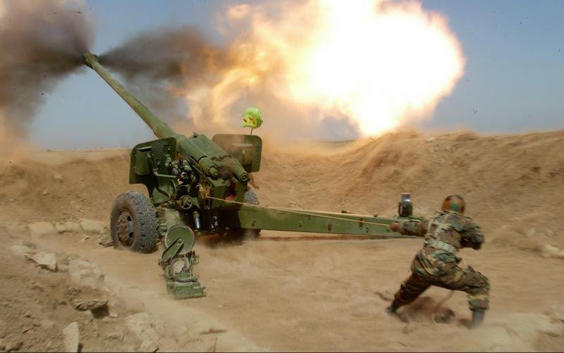 آشنایی کامل با هویتزرهای کششی نیروهای مسلح ایران !