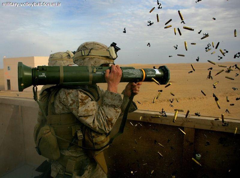 آشنایی با راکت ضد زره AT-4 !!