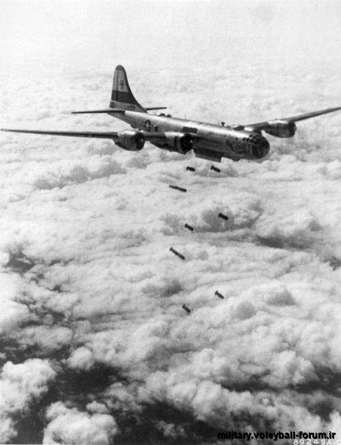 بمباران B-29