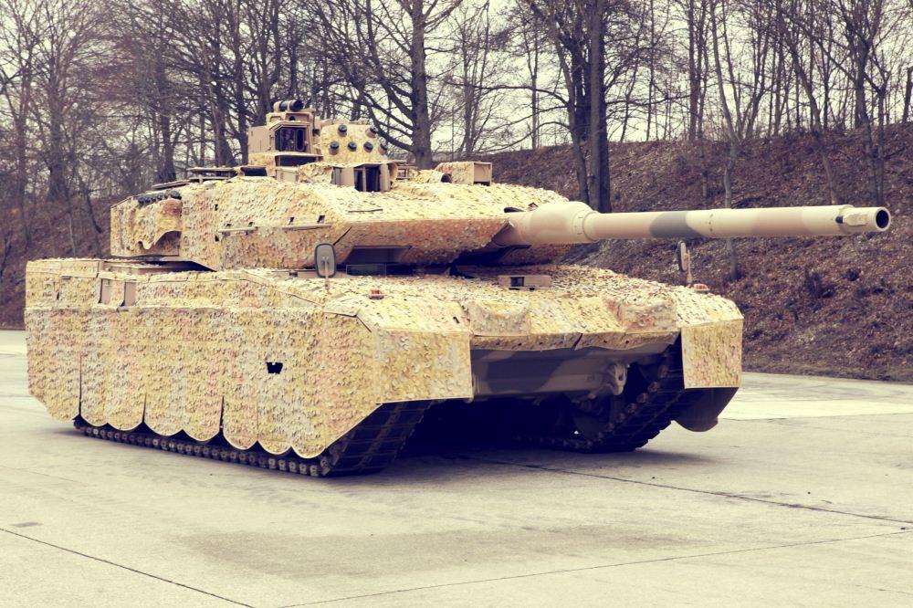 آشنایی با Leopard 2A7 جدیدترین تانک خانواده لئوپارد (بهترین تانک جهان) !