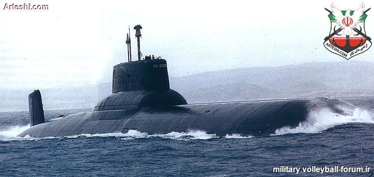 معرفی زیر دریایی کلاس تایفون(Submarine Typhoon) /بزرگترین زیردریایی جهان !