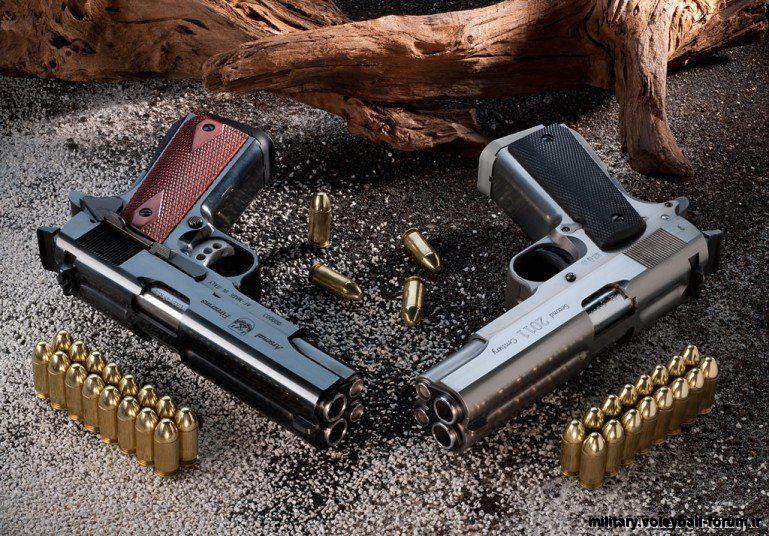 سری اول /تصاویر بسیار زیبا از اسلحه های انفرادی !