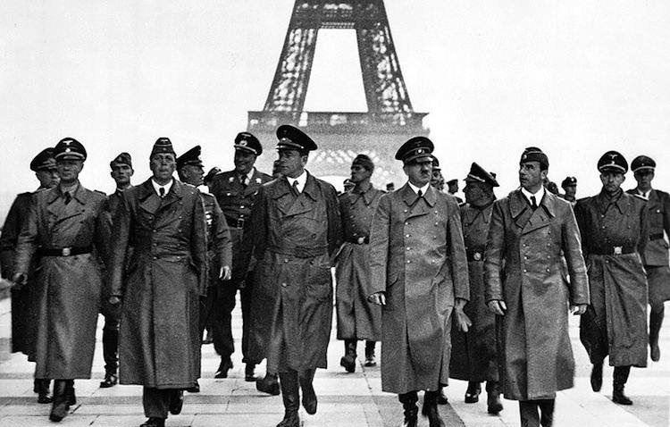 قسمت اول/مجموعه تصاویر جالب از جنگ جهانی دوم !