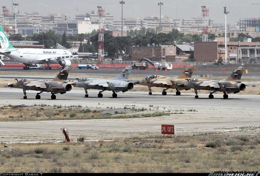 سری پنجم /چند تا عکس زیبا از نیروی هوایی ارتش جمهوری اسلامی ایران !