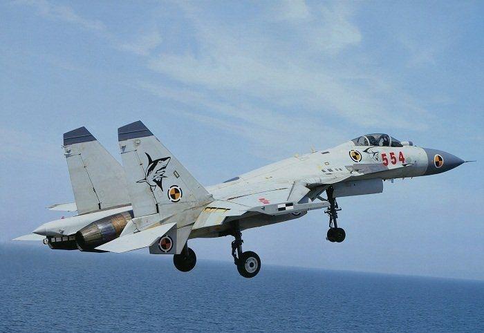 جنگنده j-15