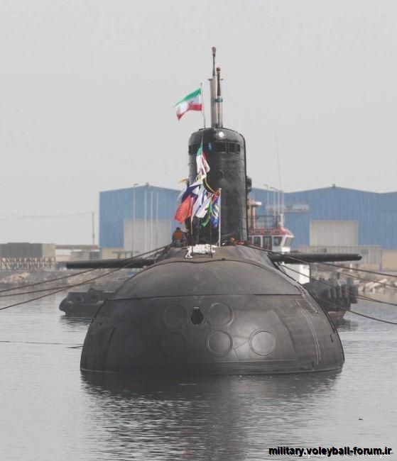 تصویر زیردریایی : حفره سیاه ایرانی !