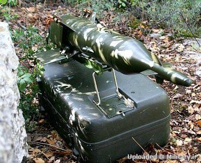 معرفی موشک ضد تانک مالوتکا (9k11 Malyutka) !
