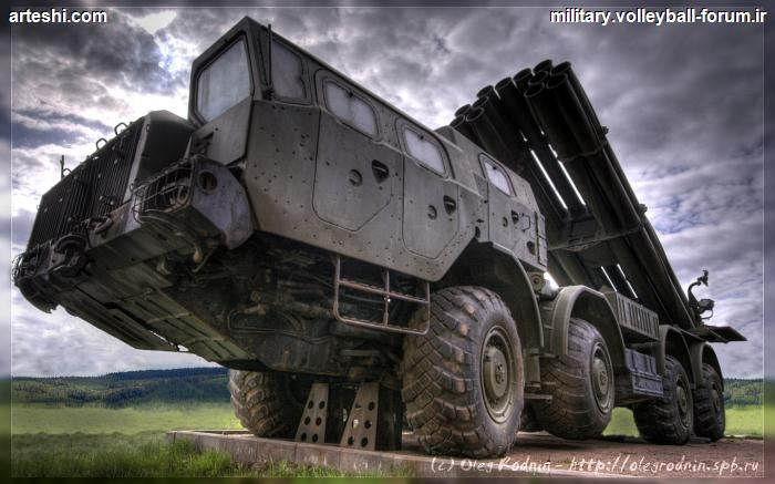 آشنایی کامل با راکت انداز مخوف 300 میلیمتری